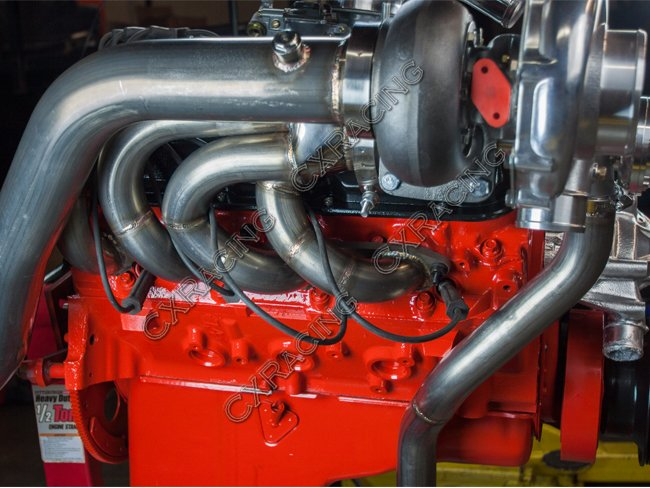 Cxr Trb Kit Bbc Chevelle Ic Car