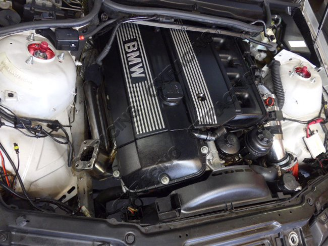 t3 top mount turbo manifold for bmw e46 m52 engine na t no cut. Black Bedroom Furniture Sets. Home Design Ideas