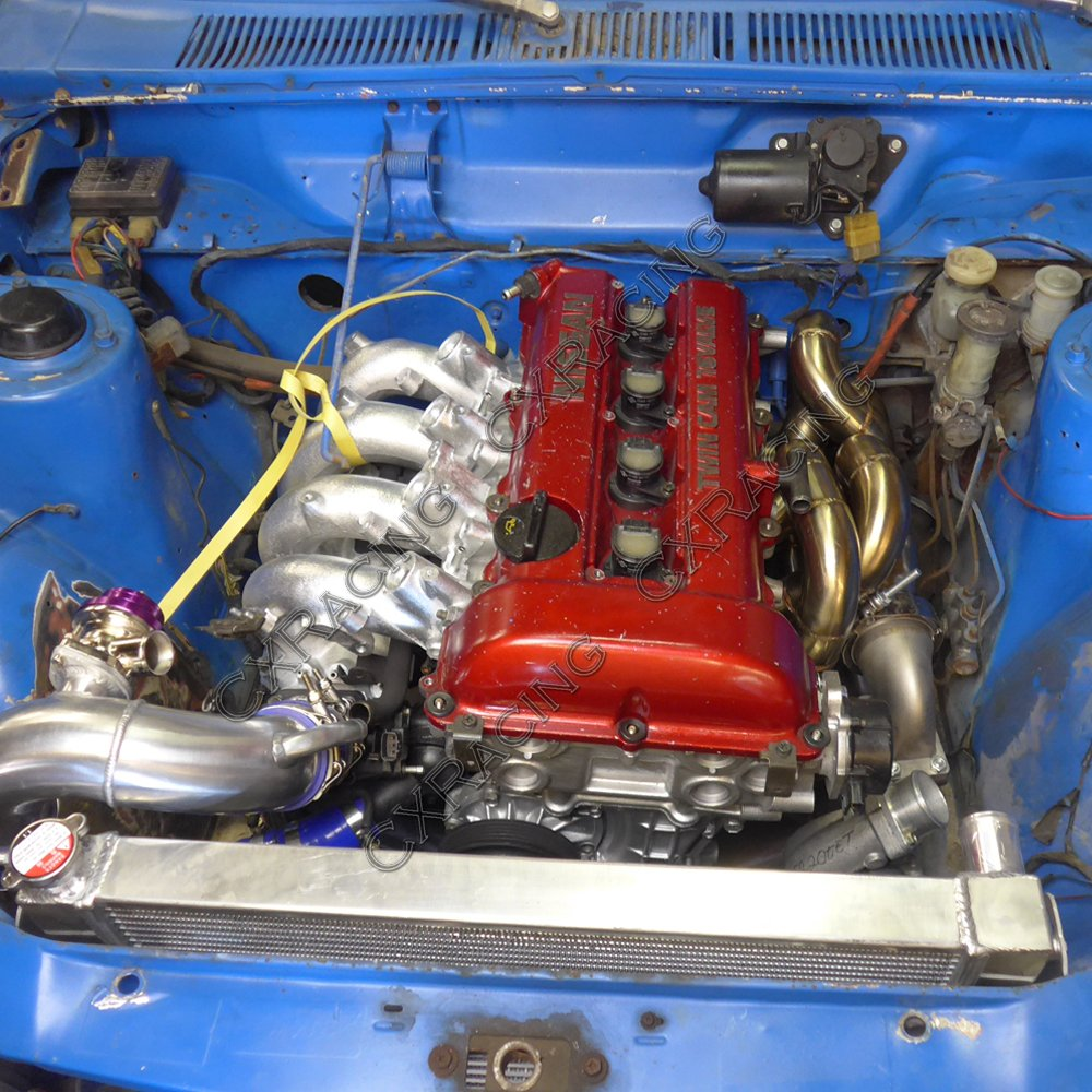 Sr20det Turbo: SR20DET Engine Transimission Mount Turbo Manifold Oil Pan