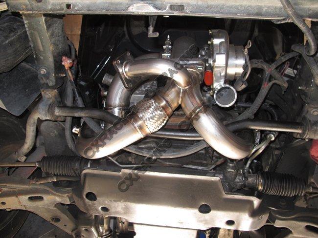 diy turbo manifold header kit  ls lsx lqx lmx motor
