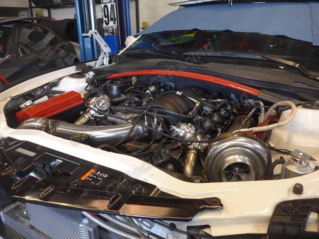 Cxr Trb Kit Ls Camaro Car on Camaro Coil Pack Relocation