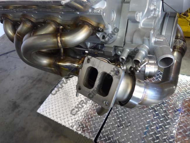Chevy Ls Turbo Build