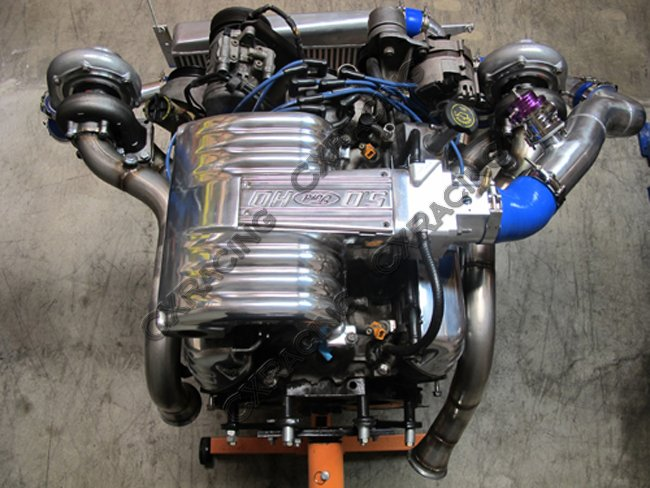 Fox Body Mustang Performance Parts >> Twin Turbo Header T3 38mm WG For 79-93 Ford Fox Body Mustang 5.0L