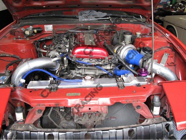 T3 T4 Turbo Manifold For 240sx S13 S14 Sr20det New Design