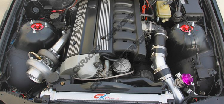 Bmw M43 Engine Turbo Kit
