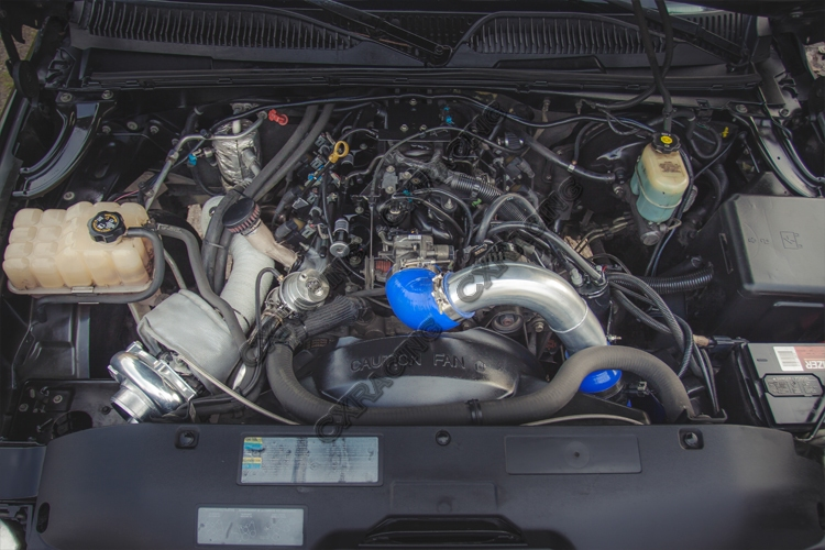 Turbo Intercooler kit For 99-07 Chevrolet Silverado GMT 800