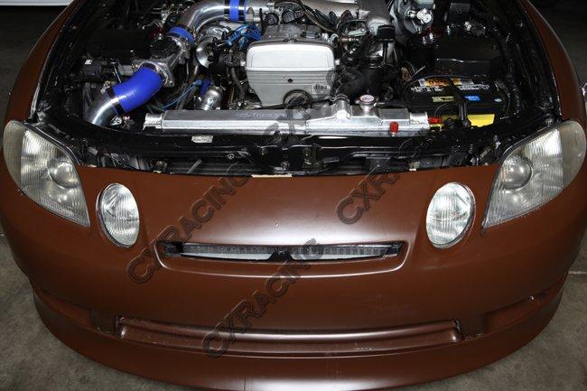 GT35 Turbo Kit For Lexus SC300 2JZGE 2JZ-GE Manifold