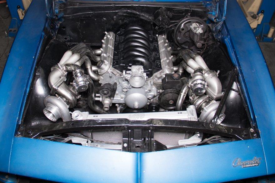 Cxr Trb Kit Cb Ls Tt Camaro Ic Car on Ls1 Performance Engine
