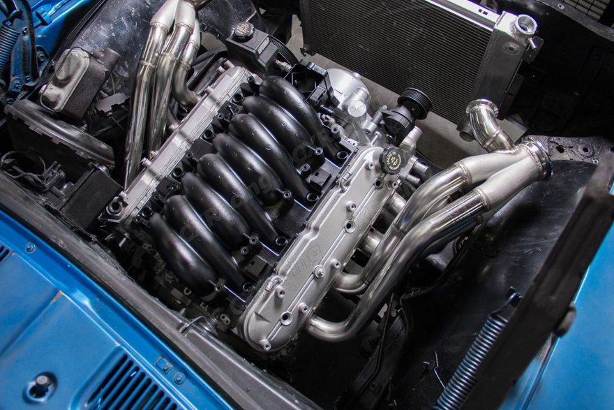 Cxr Trb Kit Cb Ls Tt Camaro Ic Car on Ls1 Engine Swap For Camaro