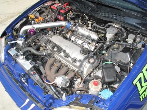 Turbo Kit for Honda Civic & Integra with B16 B18 B20 B