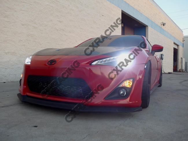 turbo kit intercooler manofild for scion fr s subaru brz fa20 na t. Black Bedroom Furniture Sets. Home Design Ideas