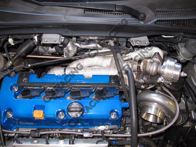 Turbo Intercooler Kit for Civic Integra DC5 K20 RSX Sidewinder Manifold
