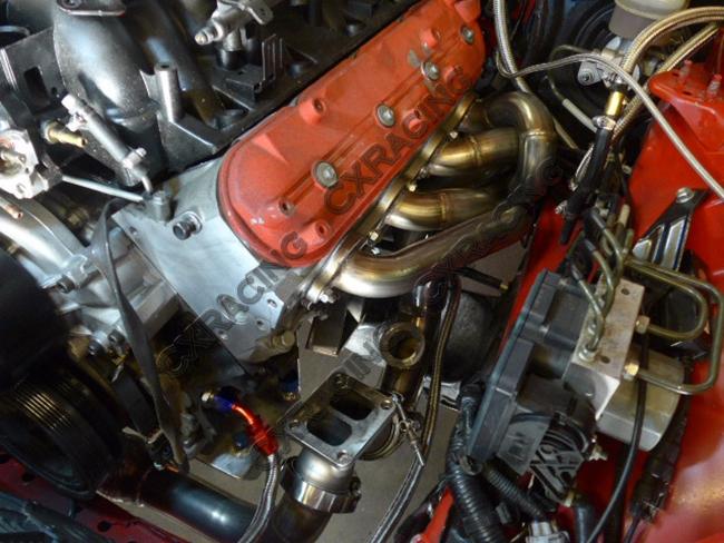 Subaru Brz Turbo >> T76 Turbo Manifold Kit For Scion FR-S Subaru BRZ LS1 ...