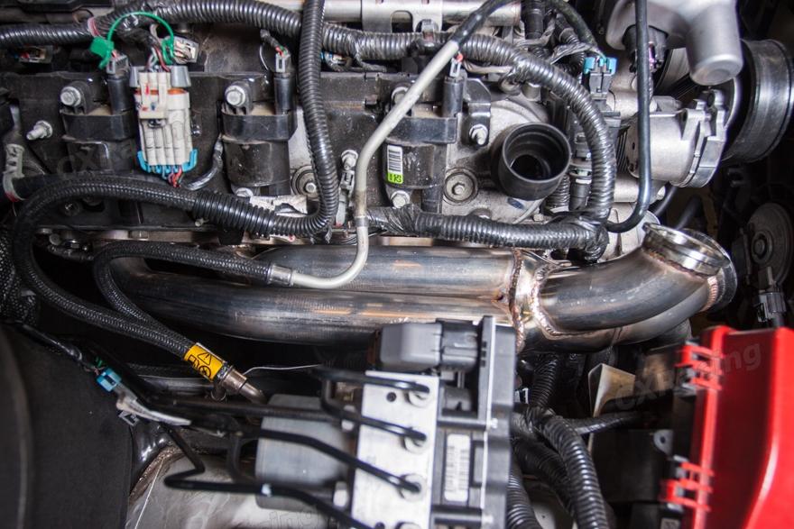 Trb Kit Ls Camaro Car on Camaro Coil Pack Relocation