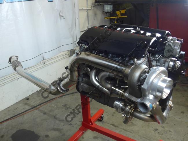 turbo manifold downpipe intercooler kit 240sx s13 s14 ls1 lsx engine 240SX Power Steering