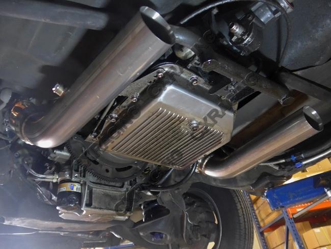 Twin Turbo Header Manifold Downpipe Kit For G-Body LS1 LS