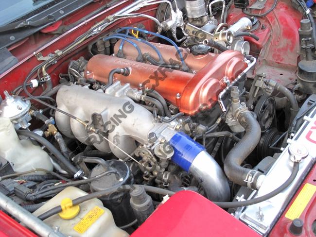 Air Intake Sensor >> Turbo + Intercooler kit For 89-93 Mazda Miata 1.6L Engine