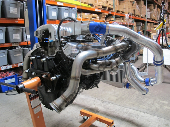 Twin Turbo Kit For 79-93 Ford FoxBody Mustang 5 0L Dual GT35