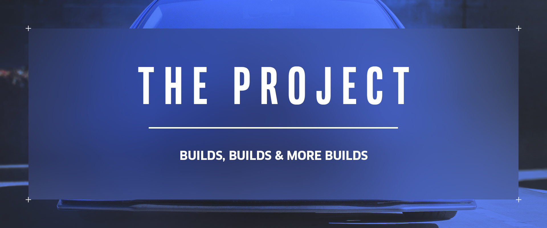 The Project Banner